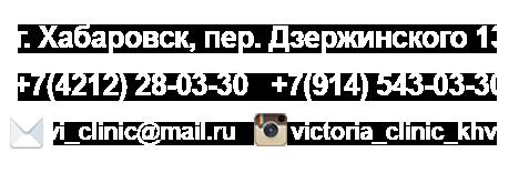 Виктория Клиник Логотип